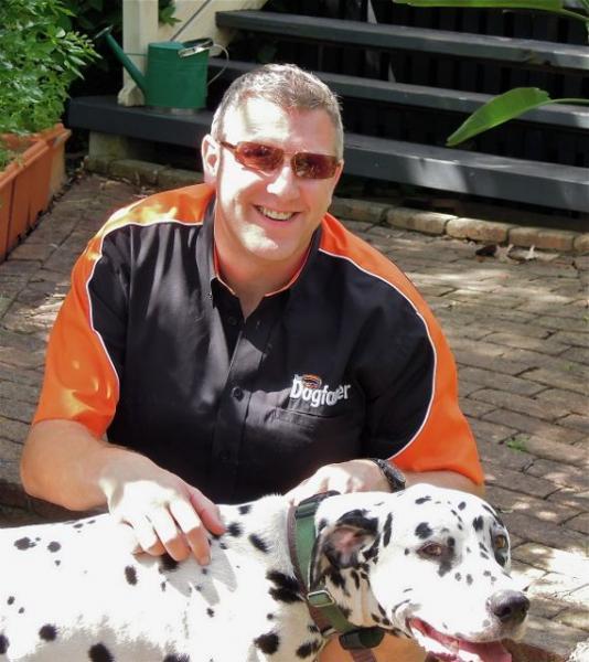 Dash, the lovely Aussie Dalmatian