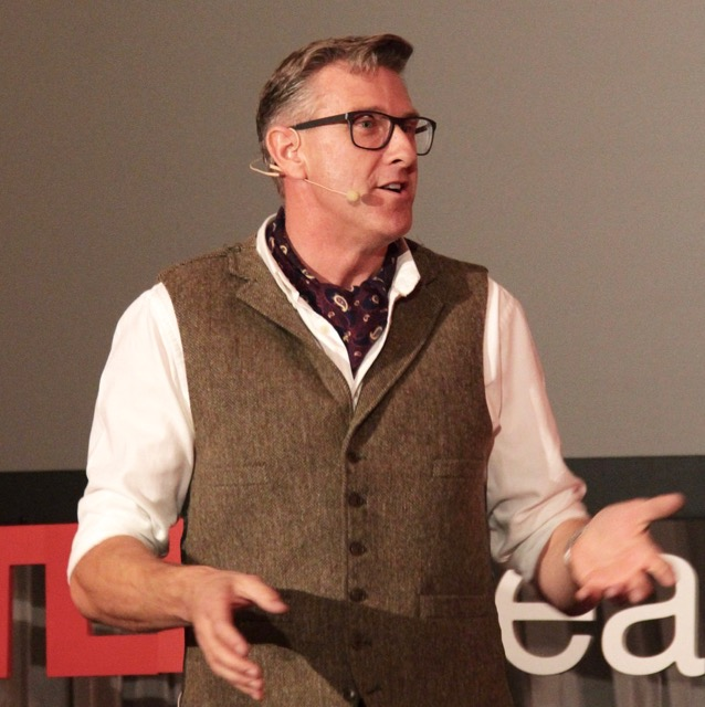 Graeme's TED Talk Hits YouTube - The Dogfather
